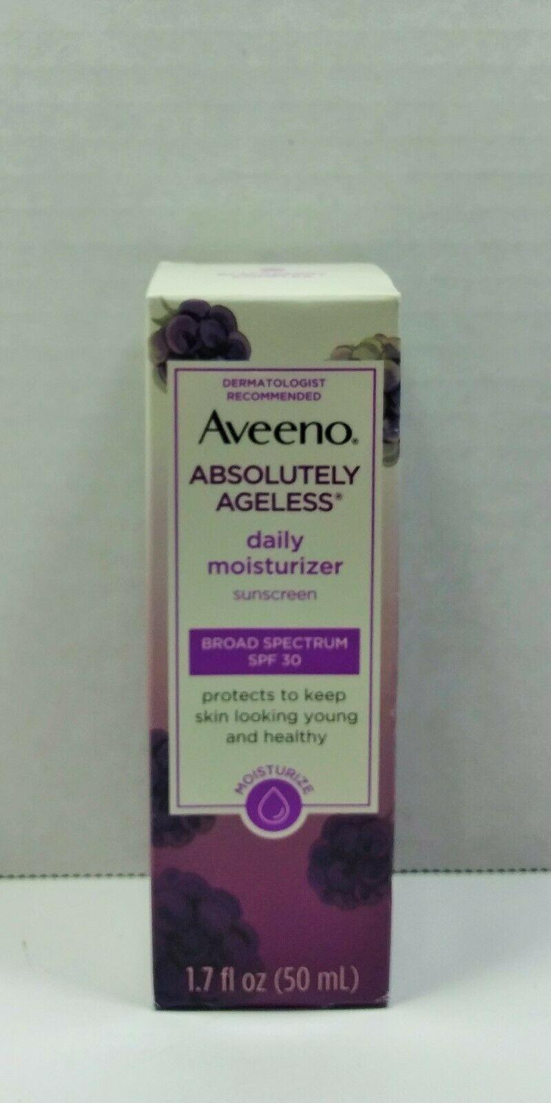 Aveeno Absolutely Ageless Daily Moisturizer - Broad Spectrum SPF 30 image 2