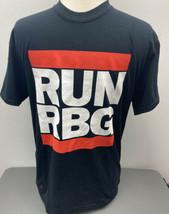 Run Rbg Ruth Bader Ginsburg Rbg T-shirt M - $20.15