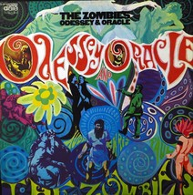 """The Zombies - Odessey & Oracle (Album Cover Art) - Framed Print - 16"""" x 16"""" - $51.00"""