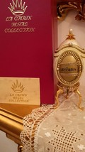 Vintage Russian egg Faberge egg style jewelry box/ Faberge style frame Russian M - $599.00
