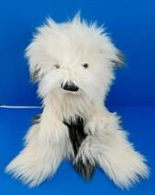 "Folktails Folkmanis Shaggy Sheep Dog Bobtail Plush Furry Folk Hand Puppet 22"" - $38.88"
