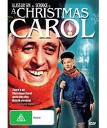 A CHRISTMAS CAROL  Alastair Sim, Jack Warner  Drama  FREE LOCAL POST - $6.67
