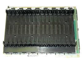 TEXAS INSTRUMENTS 500-5848 RACK I/O 14 MODULE BASE ASSY. NO. 2491573-0001