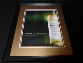 2015 Robert Mondavi Winery Framed 11x14 ORIGINAL Advertisement - $32.36