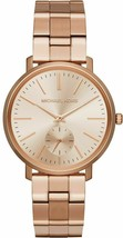 Michael Kors Mk3501 Jaryn Rose Gold Womens Watch