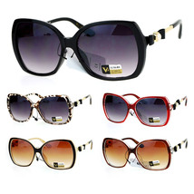 Bow Pearl Jewel Arm Diva Designer Butterfly Womens Sunglasses - $12.95