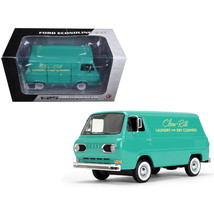 1960s Ford Econoline Van Clean-Rite Laundry and Dry Cleaners 1/25 Diecast Model  - $60.08