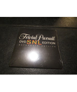 Trivial Pursuit DVD SNL Edition Sealed Saturday Night Live - $1.95