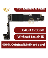 100% Tested Good 64GB / 256GB Motherboard For iPhone 8 Plus Original Fac... - $163.03+