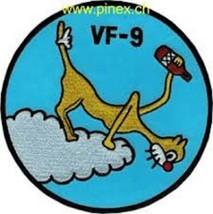 US Navy VF-9 Patch Cat O Nine HEW!!! - $11.87