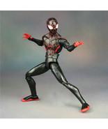 Marvel Legends Miles Morales Gamerverse Spider-Man Action Figure With Gift Box - $27.71