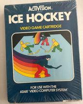 Ice Hockey - Atari 2600 Activision (1981) - New Factory Sealed Game Nos - $24.50