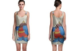 MotU Tribal Clash King Randor BODYCON DRESS - $20.99+