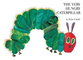 The Very Hungry Caterpillar [Board book] Carle, Eric - $12.82