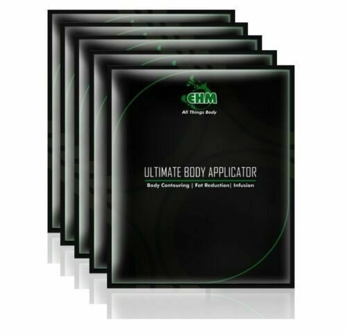 5 Ultimate Applicators Body Wraps It works to Tone Tighten & Firm  - $29.68