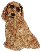 Amazing Custom Dog Portraits[Cocker Spaniel] Embroidered Iron On/Sew pat... - €8,51 EUR
