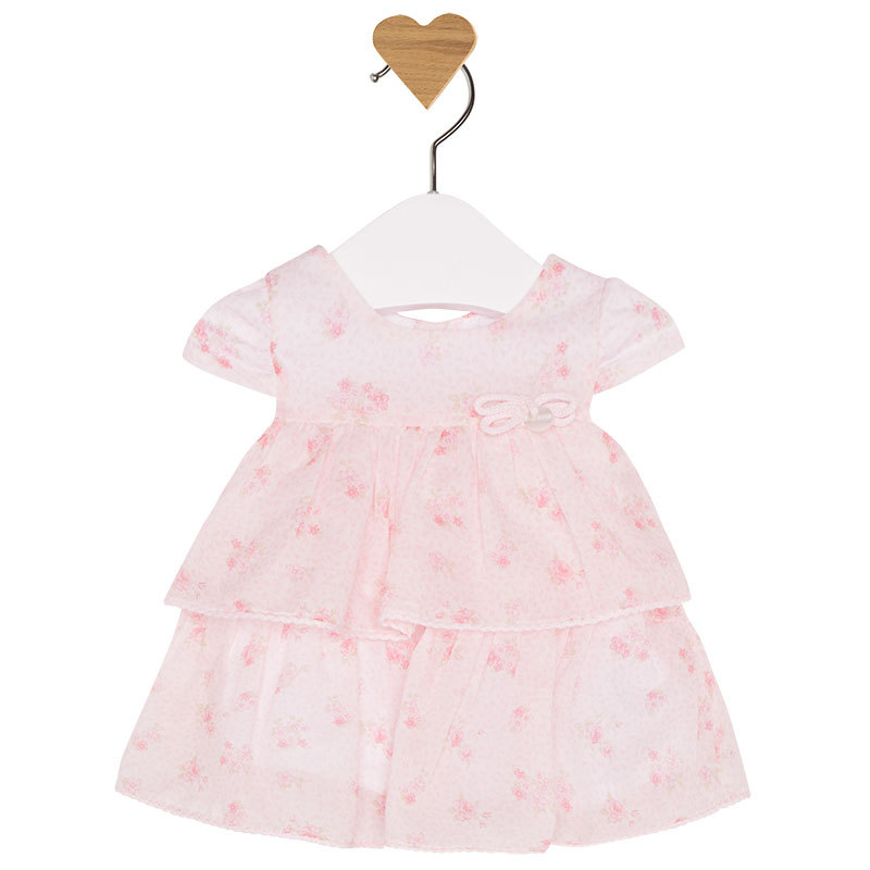 Mayoral Baby Girls Floral Print Tier Dress