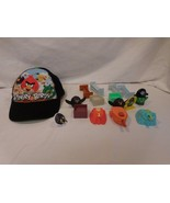 ANGRY BIRDS Playset Kids adjustable Hat - $11.02
