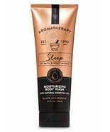 Bath & Body Works Aromatherapy Sleep Black Chamomile Body Wash 10 oz. - $14.50
