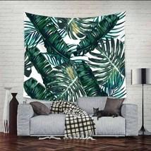 Banana Leaves Mandala 01 Tapestry Wall Hanging Cloth Tapestry Sofa Cover... - $19.30+