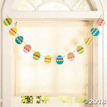 Easter Egg Garland - $17.86