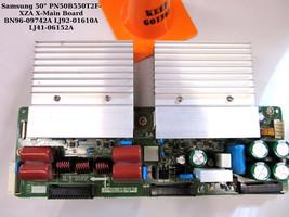 Samsung BN96-09742A (LJ92-01610A) X-Main Board [See List] - $37.00