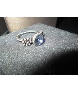 Ladies Fashion Austria Crystal Vintage Style Ring size 6 Brand New - $10.00