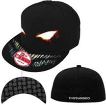 Distrubed-Eyes--Black New Era Snapback OSFA Baseball Cap - $22.24