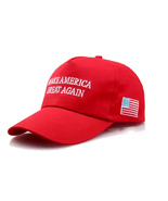 MAGA Make America Great Again Hat Donald Trump Cap Red - $7.99