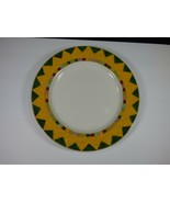 """PAIR OF (2) - ROYAL DOULTON JAPORA 11-1/8"""" DINNER PLATES  - EXCELLENT USED - $58.80"""