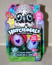 Hatchimals CollEGGtibles 2-Pack + Nest - Officially Licensed - New/Sealed - $5.99