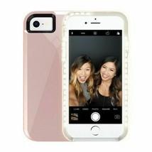 Incipio WM-IPH-1622-ROS I Phone 8/7/6S/6 Lux Brite, Rose - $11.83