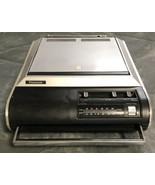 Vintage Panasonic TR-475 Portable Pop Up B&W Television with AM/FM Radio  - $49.49