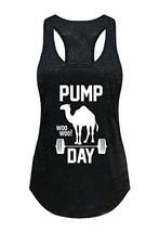 Tough Cookie's Women's Pump Day Gym Workout Burnout Tank Top Large - LF,... - $16.42