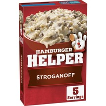 Betty Crocker STROGANOFF Hamburger Helper 6.4 oz (6 Pack) - $22.00