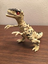 JURASSIC PARK III FEMALE VELOCIRAPTOR FROM MOTORCYCLE PURSUIT SET RARE R... - $14.80