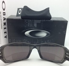 Authentic Oakley Sunglasses Fives Squared OO9238-05 Grey Smoke Frame Grey Lenses - $149.99