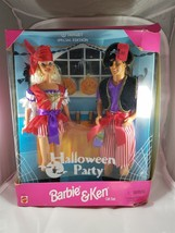 Mattel 1998 #19874 Barbie & Ken Halloween Party NRFB - $21.49