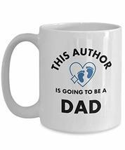 Unique Custom Ceramic Coffee Tea Mug - Future Husband Author Engagement ... - $16.78