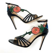 GUCCI Ophelia Floral Embroidered Stiletto Sandal - $643.49
