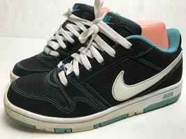 Nike Air Prestige III Black White Teal 2011 Women's Size 8 (394656-014) - $24.74