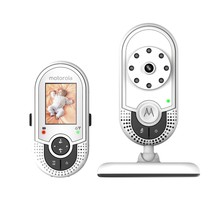 Motorola Camera Baby Monitor w/ LCD Screen Night Vision Safety Infant Ca... - $55.66