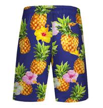 Men's APTRO Swim Trunks Summer Pineapple Beachwear Long Board Shorts - 4XL image 5