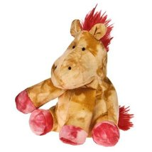 Mary Meyer Happy Hippies Stuffed Animal Soft Toy, Horse, 5-Inches - $8.82