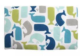 Pillowfort  Kid's Bath mat WHALE PATTERN    -  image 4