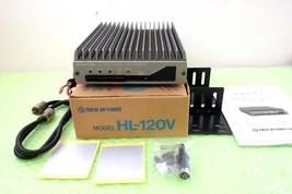 TOKYO HY-POWER HL-120V 144 MHz (all mode correspondence) 110W linear amp... - $792.00