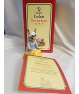 Royal Doulton Bunnykins Figurine - Seaside - DB-177 - Signed with COA an... - $40.84