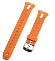 TIMEX Men's Ironman Triathlon 50-Lap T5K220 WR 100m Orange Watch Band - $10.84