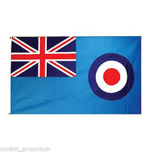 ROYAL AIR FORCE FLAG - $6.95