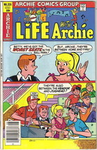 Life With Archie Comic Book #225, Archie 1981 VERY FINE - $5.48